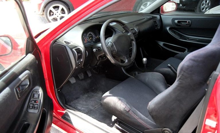 HONDA INTEGRA '00 full