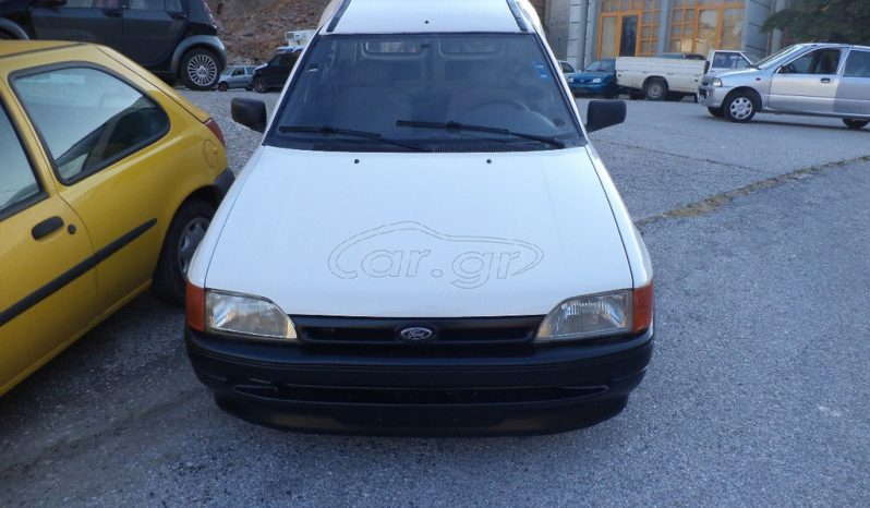 FORD ESCORT DIESEL '99 full