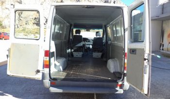 MERCEDES-BENZ SPRINTER DIESEL '01 full