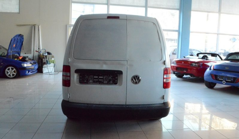 VW CADDY MAXI DIESEL '11 full