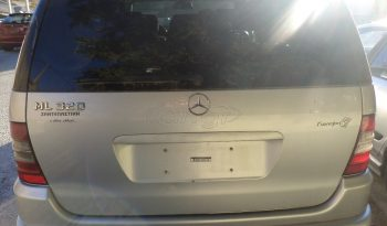MERCEDES-BENZ ML 320  '05 full