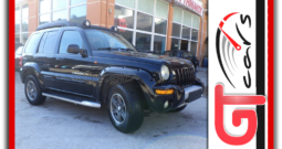 JEEP CHEROKEE RENEGADE '03