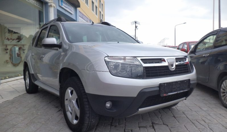 DACIA DUSTER '11 full