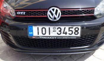 VW GOGF GTI '11 full